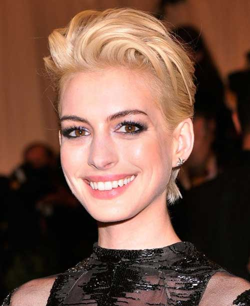 Trendy New Short Hairstyles 2013