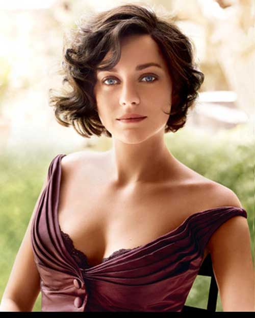 Best Short Hairstyles for Wavy Hair Best-Short-Hairstyles-for-Wavy-Hair