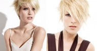 Cute Short Blonde Haircuts for Beautiful Women Cute-Blonde-Short-Layered-Haircuts-190x100