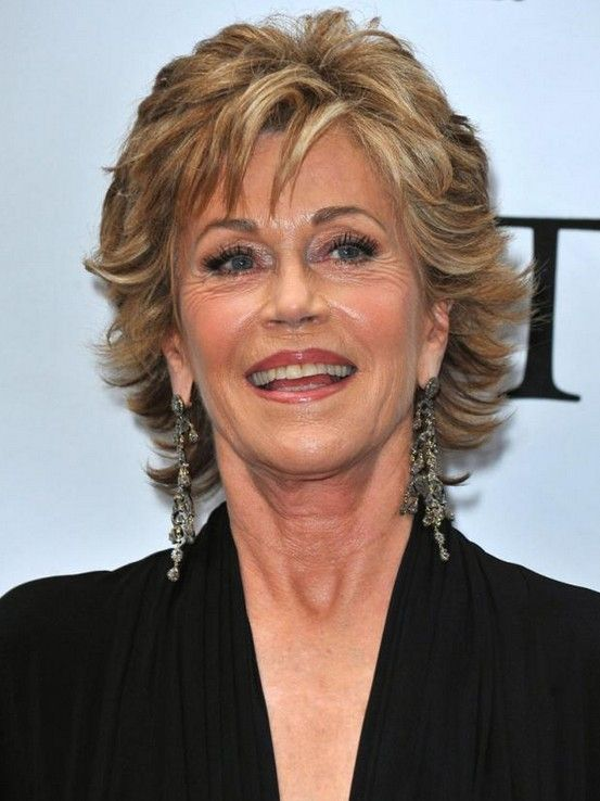 10 Cute Short Blonde Haircuts for Older Women (Updated 2021) Dirty-blonde-hair