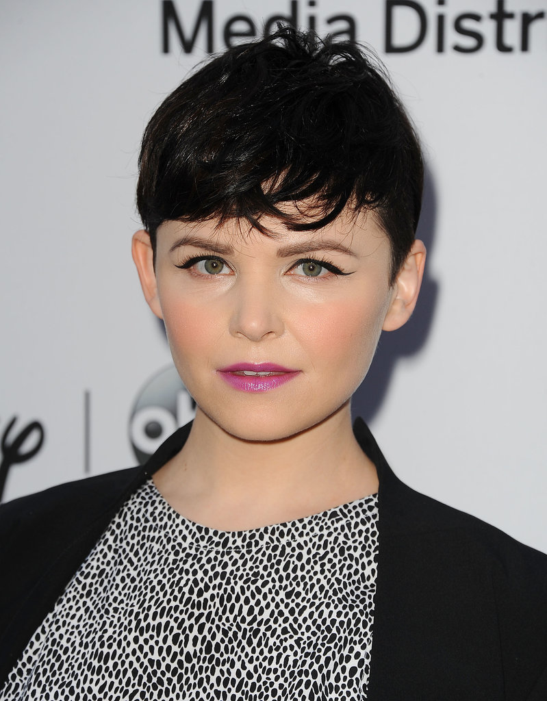 Best Celebrity with Short Pixie Hairstyles Ginnifer-Goodwin-with-Short-Pixie-Hairstyles