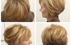 10 Cute Short Blonde Haircuts for Older Women (Updated 2021)