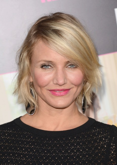Short Choppy Layered Bob Haircuts Layered-Short-Choppy-Bob-Hairstyles-from-Cameron-Diaz