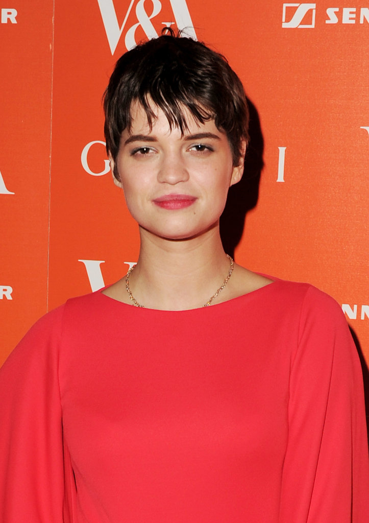 Best Celebrity with Short Pixie Hairstyles Pixie-Geldof-with-Short-Pixie-Hairstyles