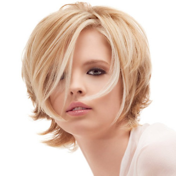 Short Blonde Haircuts for Summer 2013