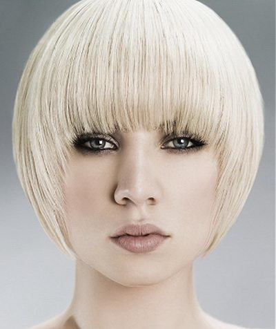 Best Short Hairstyles with Bangs 2015 Short-Hairstyles-With-Bangs-and-Layers-For-Round-Faces