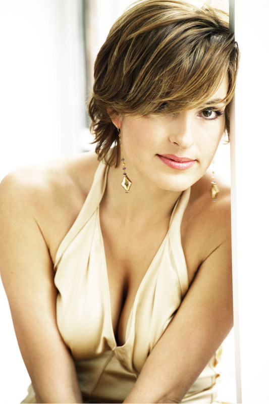 Short Layered Haircuts with Side Swept Bangs