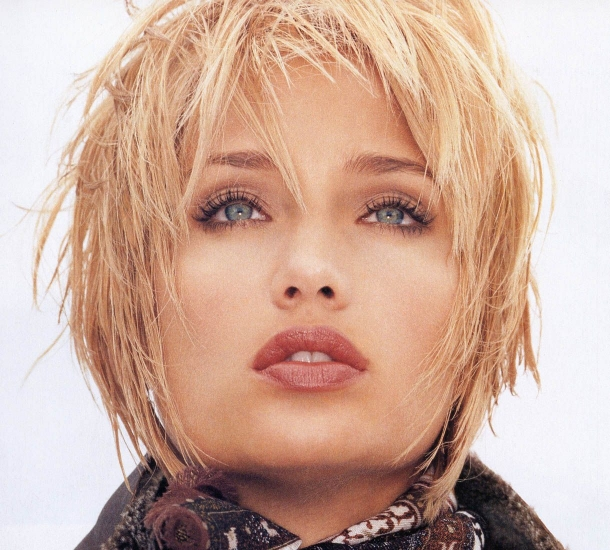 Short Layered Haircuts for Women Over 40 Short-Messy-Layered-Haircuts-for-Women-Over-40