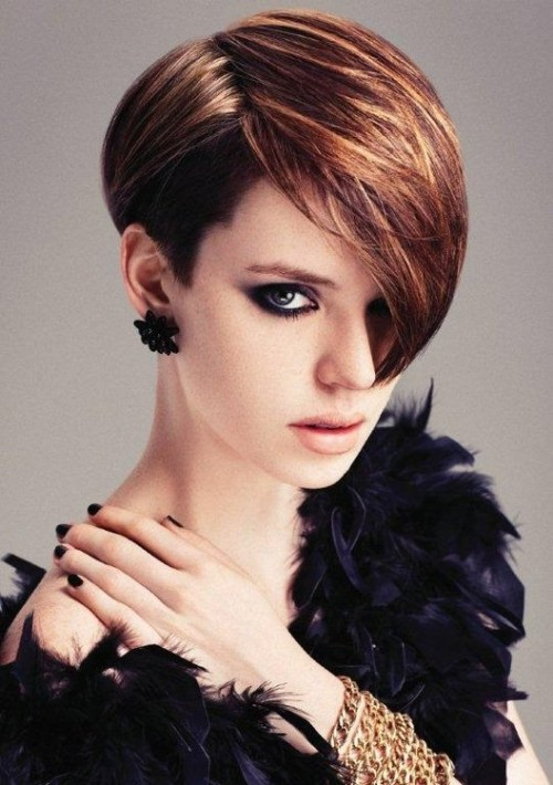 Short Pixie Haircuts for Summer 2013