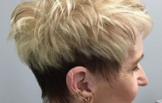 55 Short Haircut For Women Over 50 With Fine Hair 33b73436d0fda680fdfeb6ee93965136-235x150