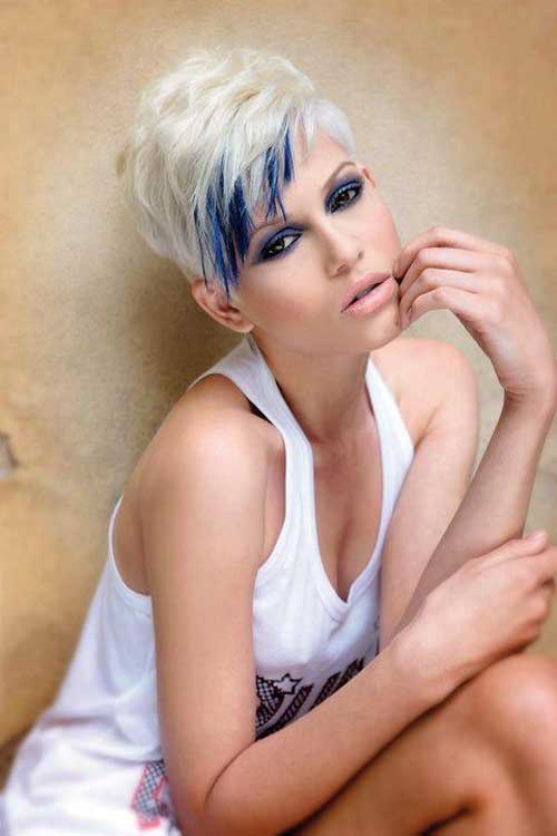 Best Hair Color Ideas for Short Hair 2013 Blonde-and-blue-Color-Ideas-for-Short-Hair