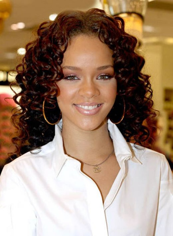 Cute Short Curly Haircuts for Beautiful Women Cute-Short-Curly-Haircuts-for-Black-Women
