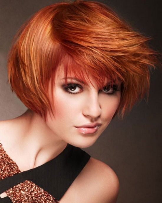 Cute Short Red Hairstyles for Women Cute-Short-Red-Auburn-Hairstyles