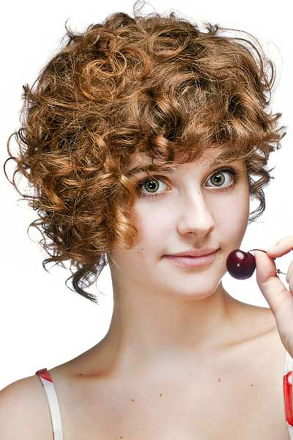 Cute Short Curly Haircuts for Beautiful Women Short-Naturally-Curly-Haircuts-For-Women