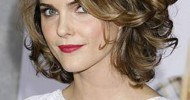 Womens Short Hairstyles For Wavy Hair