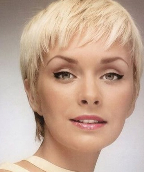 Best Short Pixie Cuts for 2015 2013-Short-Pixie-Cuts-For-Round-Faces