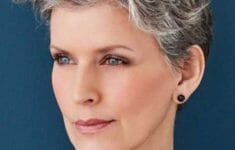 72 Beautiful Short Hairstyles for Women Over 60 (Updated 2019) 22e15c6a879c520d1a0389e7e1a59945-235x150