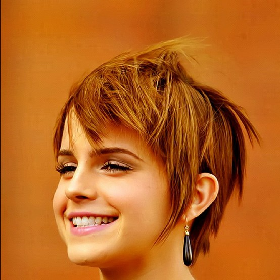 Best Short Pixie Cuts for 2015 Emma-Watson-Short-Pixie-Cuts