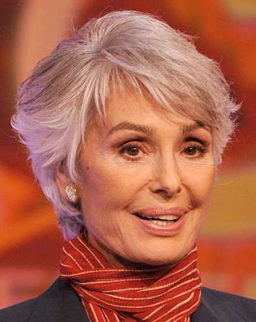 The right hairstyle for women over 60 with square face 9 de5daa938569e12d7063791d62ab858d