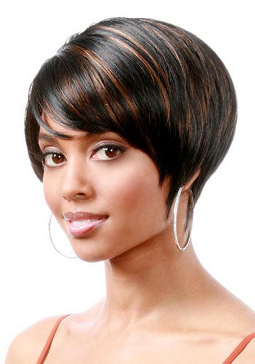 2015 Cute Short Black Haircuts 2013-Short-Black-Bob-Haircuts