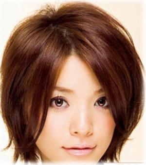 Asian Hairstyles For Women With Round Faces