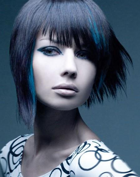 Short Choppy Haircuts for Women 2013