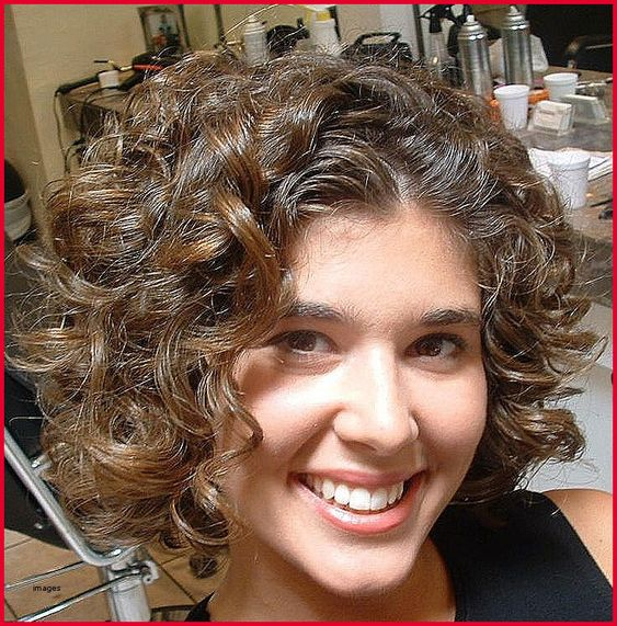 Spiral perm hairstyles for women 1
