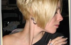 36 Beautiful Types of Short Stacked Bob Hairstyles (Updated 2018) 216fdb2e6248a68bdbe64d9ea1d24cf5-235x150