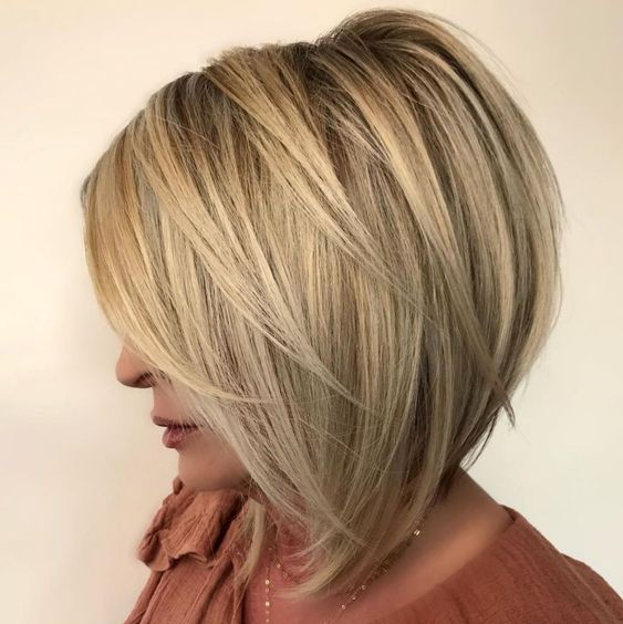 36 Beautiful Types of Short Stacked Bob Hairstyles (Updated 2018) 3418580bbdcc8796144c41ace09004c9