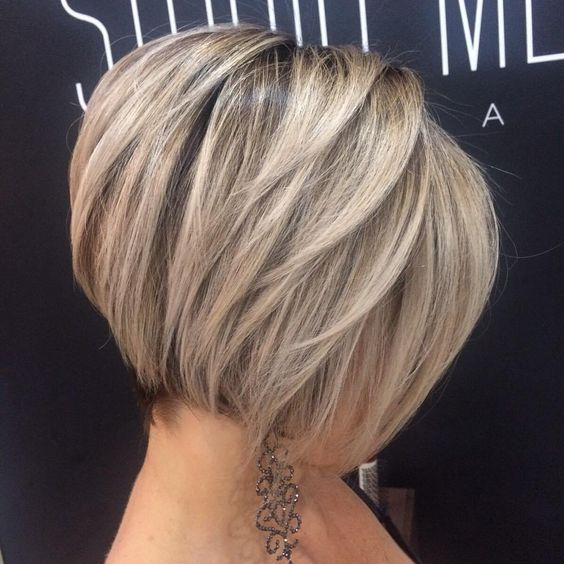 Wispy Layers On Bob Haircut 1 Short Hairstyles 2019