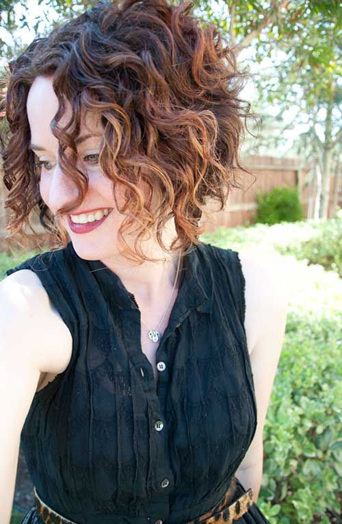 Pin curl perm hairstyles for women 1