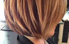 36 Beautiful Types of Short Stacked Bob Hairstyles (Updated 2018) 4b4fc50d9c7822d988ae24cca705e0bb-235x150