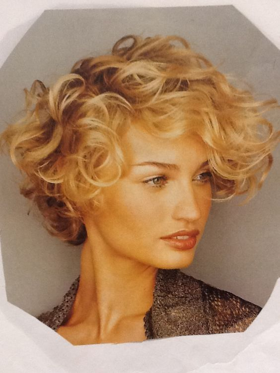 Root perm hairstyles for women 2