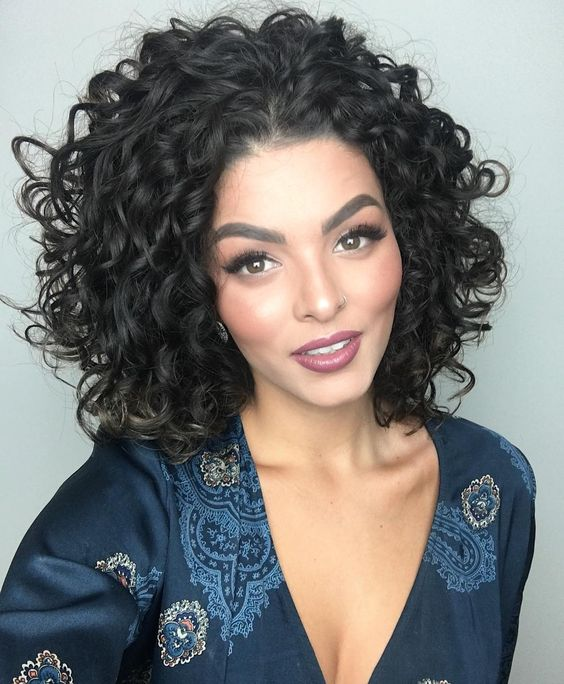 Voluminous Perm Hairstyles For Women 6 Short Hairstyles 2019