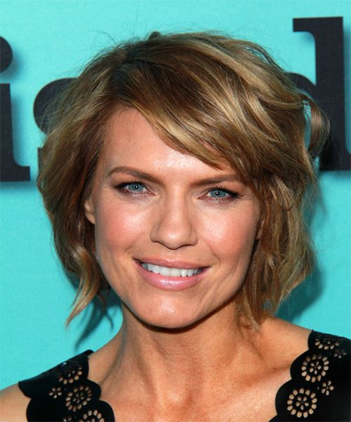20 Stunning Short Angled Bob Hairstyles for Older Women (Updated 2021) Angled-side-swept-bangs