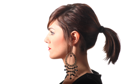 Beautiful Ponytails Ideas for Short Hair Beautiful-Ponytails-Ideas-for-Short-Hair