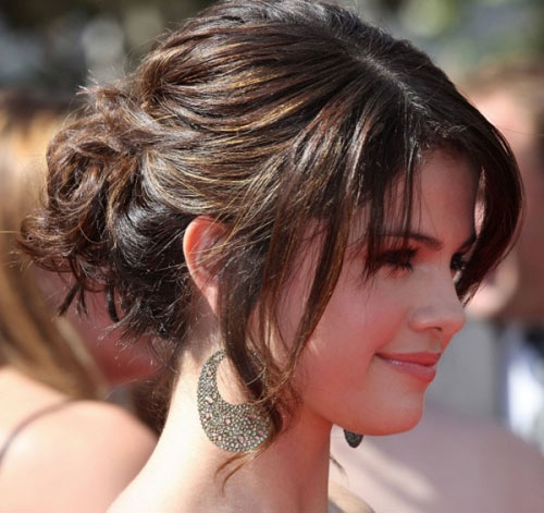 Beautiful Ponytails Ideas for Short Hair