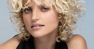 Permed Hairstyles For Short Hair 2014