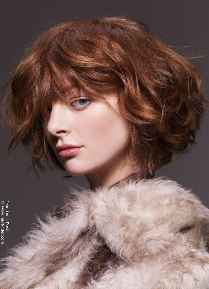 Perms for Short Fine Hair