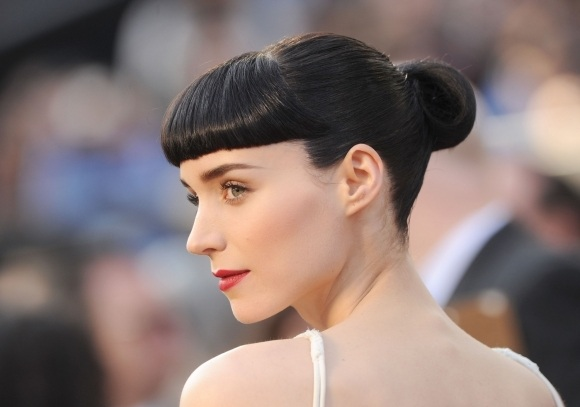 Beautiful Ponytails Ideas for Short Hair Ponytails-with-Bangs-for-Short-Hair