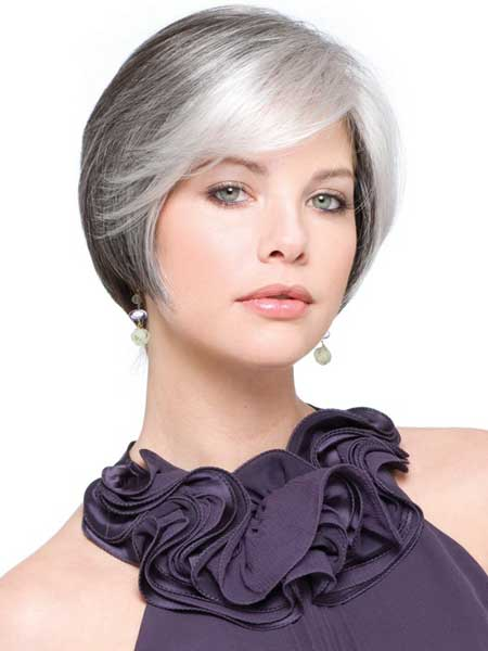 Short Haircuts for Women Over 50 With Straight Hair