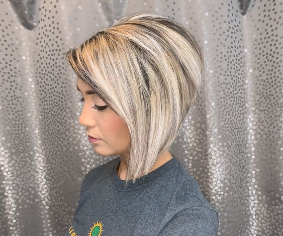 20 Stunning Short Angled Bob Hairstyles for Older Women (Updated 2021)