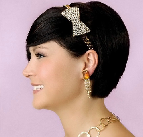 Best Vintage Hairstyles for Short Hair Vintage-Black-Hairstyles-for-Short-Hair