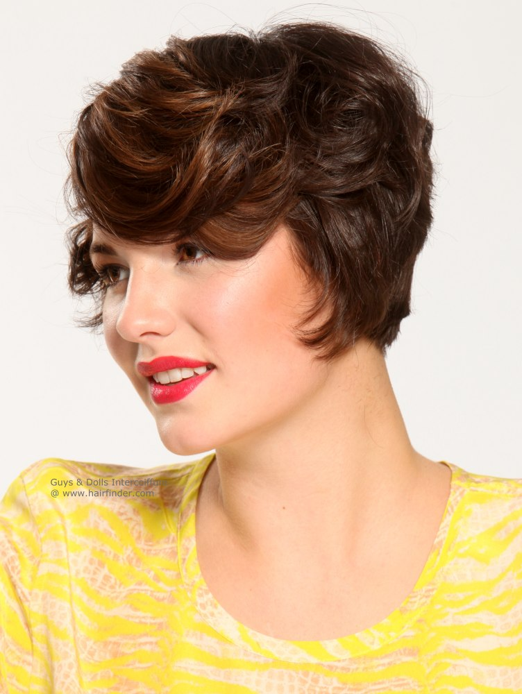 Best Vintage Hairstyles for Short Hair Vintage-Waves-Hairstyles-for-Short-Hair