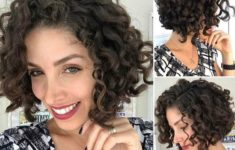 36 Permed Hairstyles that Perfect for Women with Short Hair c07987df3cbf1af3a8591001e6aff62b-235x150