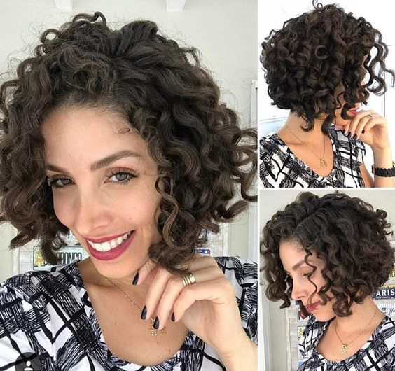 36 Permed Hairstyles that Perfect for Women with Short Hair