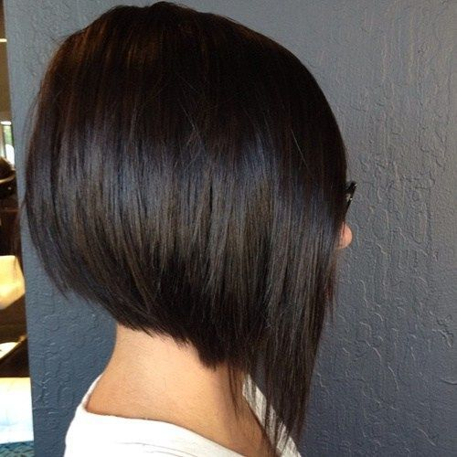 36 Beautiful Types of Short Stacked Bob Hairstyles (Updated 2018) df98a019f60ca19e3dee36f4b3b3f829