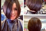 Stacked A Line Bob Hairstyle 6