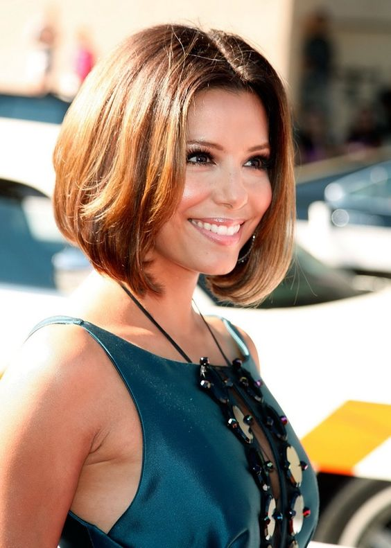 Beautiful Bob Hairstyles that Perfect With Over 50 Women 12