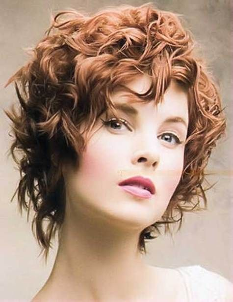 Root perm hairstyles for women 9